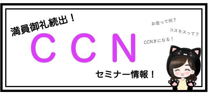 日本人のほとんどが知らない?!お金の話。CCNセミナーで学ぼう(2021年5月更新)